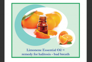 Limonene Oil for Oil Pulling
