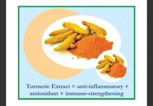 Turmeric Extract in Oil Pulling