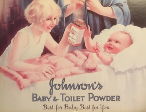 Johnson's & Johnson's Baby Powder - Ovarian Cancer?